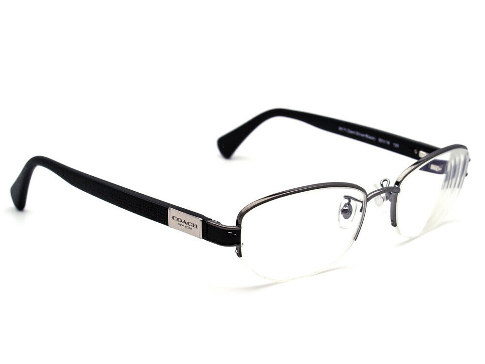 Coach HC 5059 Kacey 9017 Dark Silver/Black Eyeglasses
