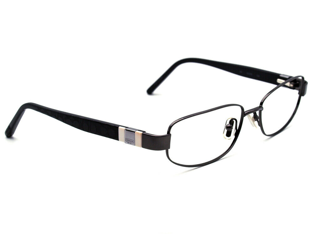 Coach Hope 213 Dark Gunmetal Eyeglasses