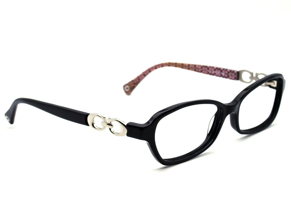 Coach HC 6017 Vanessa 5034 Black Eyeglasses