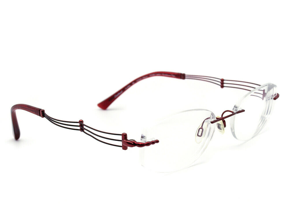Charmant Line Art XL2002 RE Titanium Eyeglasses