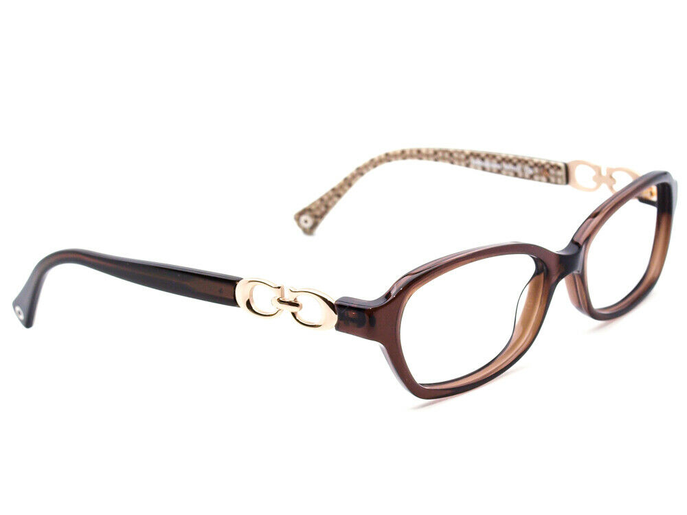 Coach HC 6017 Vanessa 5059 Brown  Eyeglasses