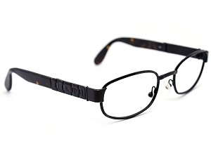Fendi Vintage Ebony  Sunglasses Frame Only