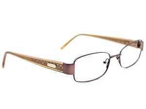 Coach Gemma 1027 Dark Brown  Eyeglasses