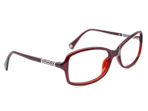 Coach Lysandra S617 Burgundy  Sunglasses Frame Only