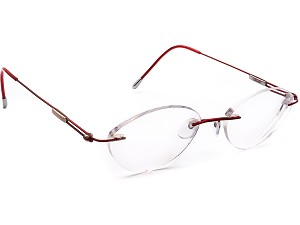 Silhouette Faded  Eyeglasses